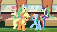 Rainbow Dash --that's crazy talk!-- S6E18