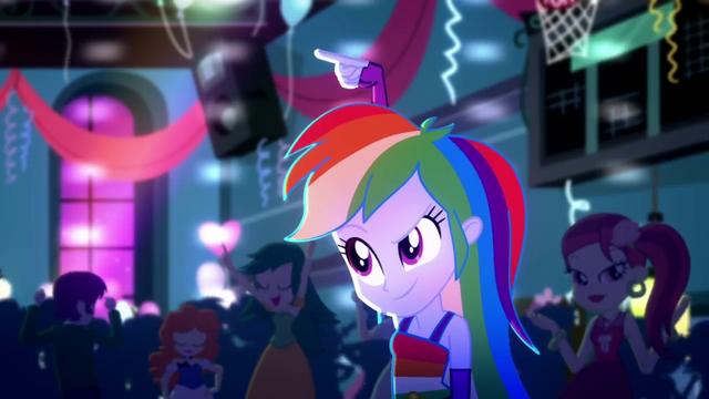 File:Rainbow Dash signaling DJ Pon-3 SS3.png