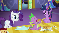 "Rarity ""I'm so glad you're here!"" S5E3"