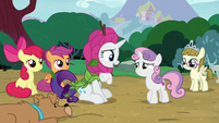 "Rarity ""I loved doing those things with you"" S7E6"