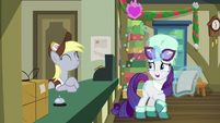 "Rarity ""you have helped so much already"" MLPBGE"