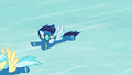 Soarin sees Rainbow break formation S6E7.png