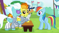 Spitfire and Fleetfoot learn their lesson S4E10