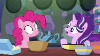 Starlight --what are we supposed to do first--- S6E21