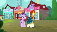 "Sunburst ""I liked it better when they were fighting"" S8E8"