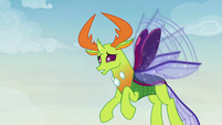 "Thorax ""it's no use!"" S7E17"