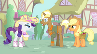 Trenderhoof 'there'd be such disparity' S4E13