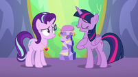 "Twilight ""thought long and hard about this"" S7E1"