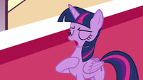 Twilight -and give up my magic- S4E26