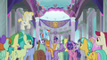 Twilight Sparkle starts addressing the students S8E1.png