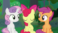 """Apple Bloom """"for the perfect proposal!"""" S9E23"""