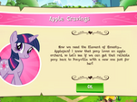 Apple Cravings intro MLP Game