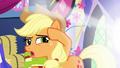 Applejack shielding her eyes S5E3.png