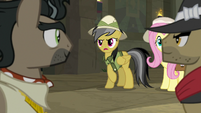 "Daring Do ""a truce until we escape?"" S9E21"