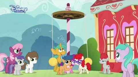 Disney Channel España My Little Pony Votad