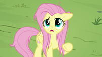"Fluttershy ""listen to you for once?"" S9E18"