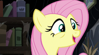 Fluttershy -get them to give us their honey!- S7E20