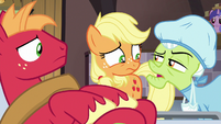 Granny Smith --that is a darn good question-- S6E23