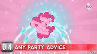 """Hot Minute with Pinkie Pie """"we should have a..."""""""