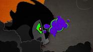 MAFH 05 Król Sombra gniewnie gromadzi swoją magię