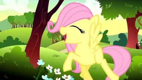 MLP FiM Music Fluttershy - So Many Wonders HD