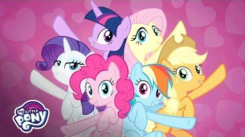 MLP Friendship is Magic – 'Best Friends Until the End of Time' Official Music Video