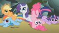 Main 5 surprised at Fluttershy S01E07.png