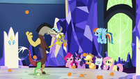 Mane Six still not amused S5E22