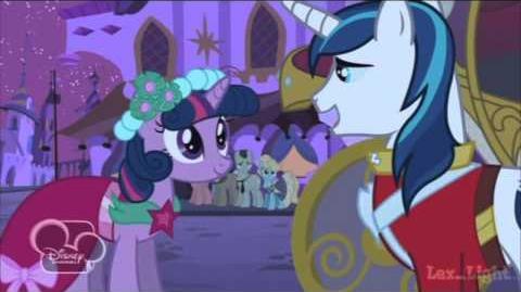 My Little Pony La Magia de la Amistad - Nació el Amor (Love is in Bloom) (Castellano) -720p-