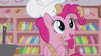 "Pinkie ""triple-chocolate"" S5E8"