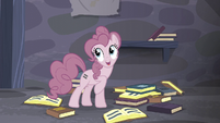 Pinkie -until they start to crumble!- S5E02