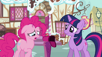 Pinkie Pie 'come on, let's face it' S3E07