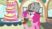 Pinkie with destroyed cake S2E24