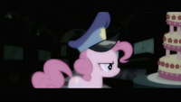 Pinkie with guard hat S2E24