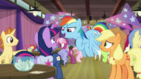 Rainbow -hope you get paired with me- S9E16