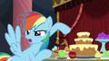 Rainbow points at cakes S5E15.png