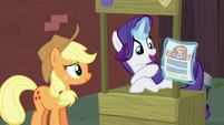 Rarity -this must be why the map called us here- S5E16