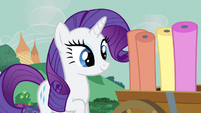 Rarity there S3E8
