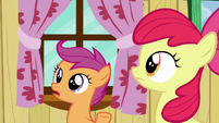 Scootaloo --nopony can just give you a cutie mark-- S6E19