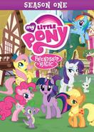 Season 1 DVD cover