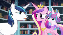 Shining Armor --We will-- S6E2