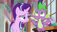 Spike -it's kinda what he does- S8E15