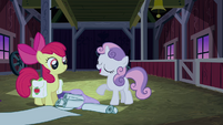 Sweetie Belle 'Yup' S3E04