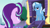 "Trixie ""lucky for Princess Twilight"" S6E6"