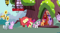 "Twilight ""Come on in!"" S4E15"