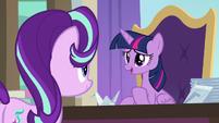 """Twilight """"I've always had ponies around"""" S9E20"""