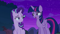 Twilight --your own decisions and your own friends-- S6E6