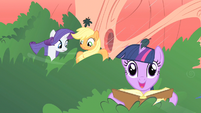 Twilight -Does this count as camping-- S1E8