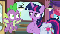 "Twilight Sparkle ""I know I can"" S9E16"