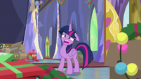 "Twilight Sparkle ""what to get her pony"" MLPBGE"